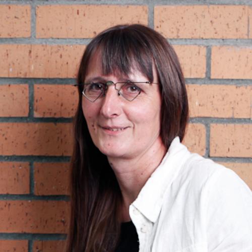 Jutta Groß - die Schulsozialarbeiterin der Friedrich Heuß Schule