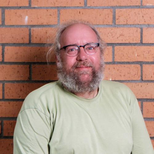 Klaus Riedel - unser Hausmeister
