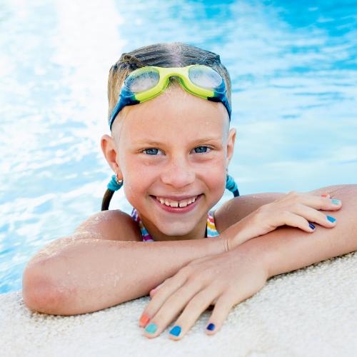 Die Schwimm-AG der Friedrich Heuß Schule