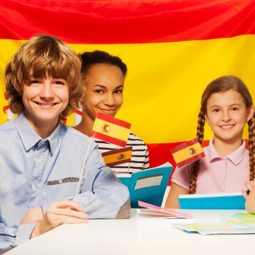 Spanisch lernen an der Friedrich-Heuß-Schule
